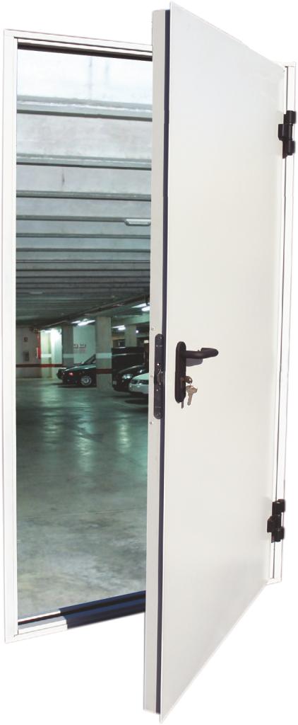 Противопожарна врата от метал, огнеустойчивост EI120